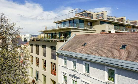 Foto Lendplatz Urban – Das Stadthaus